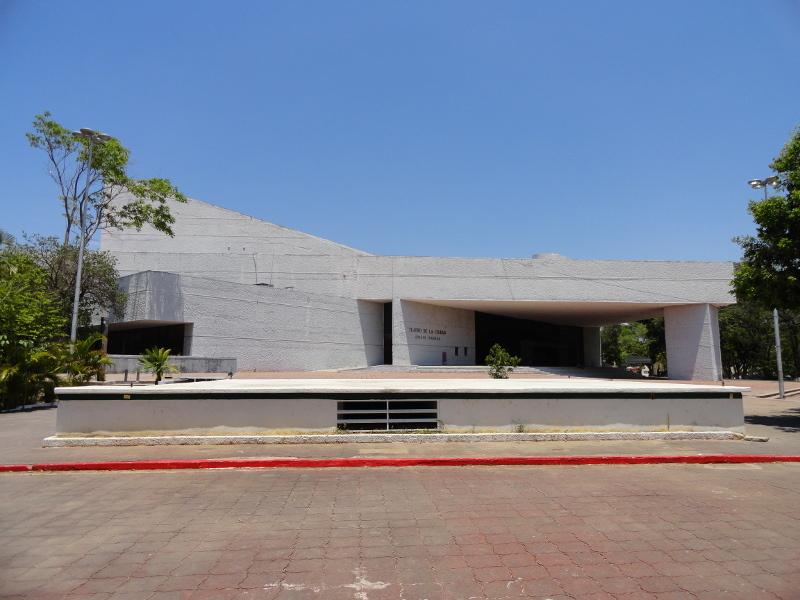 Tuxtla Gutiérrez Emilio Rabasa City Theater