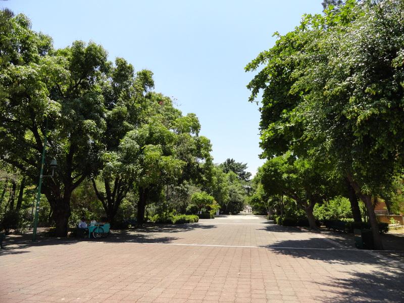 Tuxtla Gutiérrez promenade